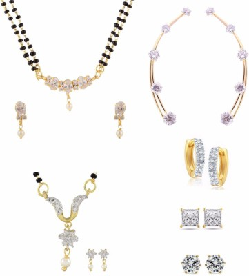 Archi Collection Alloy Jewel Set