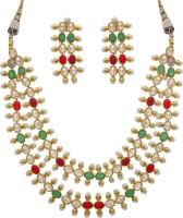 Prisha Collections Alloy Jewel Set(Multicolor) best price on Flipkart @ Rs. 4500