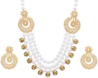 Prisha Collections Alloy Jewel Set(Multicolor) best price on Flipkart @ Rs. 7455