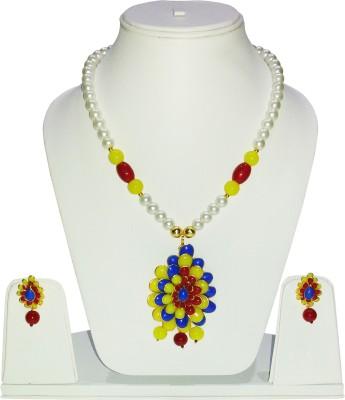 Abhika Studio Alloy Jewel Set