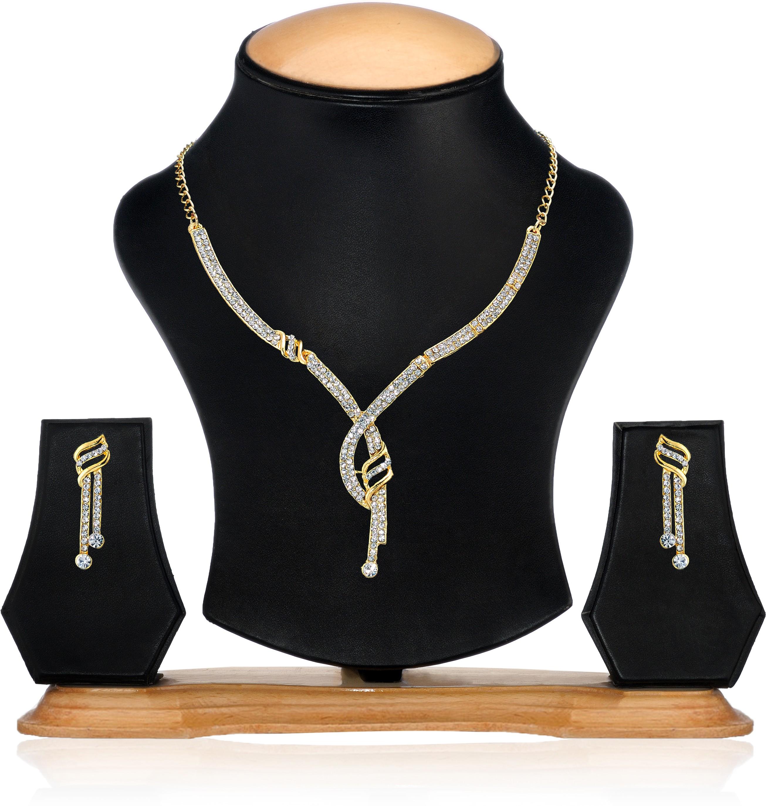 Deals - Delhi - Zaveri Pearls <br> Jewellery Sets, Earrings....<br> Category - jewellery<br> Business - Flipkart.com
