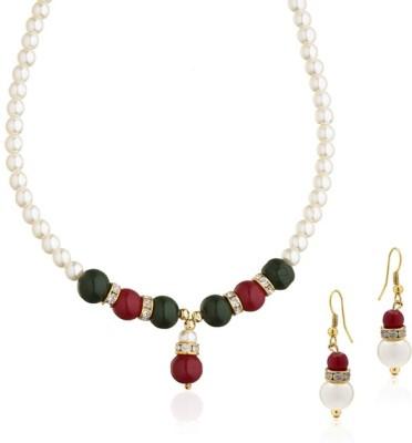 Foxy Trend Cotton Dori Jewel Set