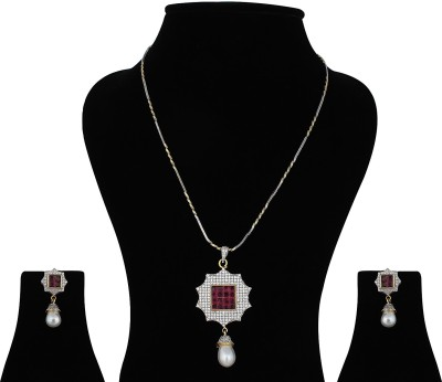 Indian Fashion Alloy Jewel Set