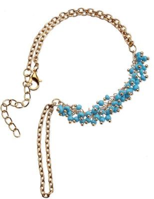 Fayon Alloy, Acrylic Ring Bracelet