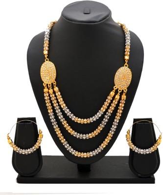 Artzz Brass Jewel Set