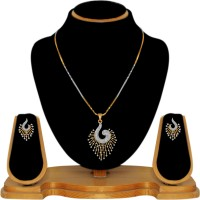 American Diamond Jewellery Sets