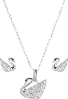 Golden Peacock Alloy Jewel Set best price on Flipkart @ Rs. 535