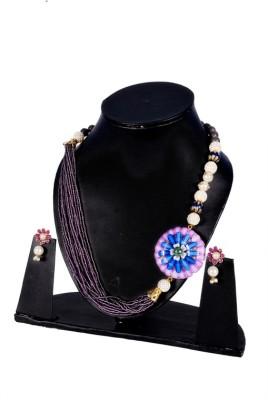 ASTERBELL Silk Dori Jewel Set