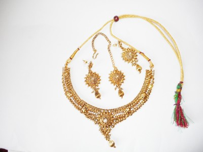 Neelam Fashions And Accessories Alloy Jewel Set