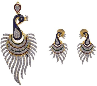 Rashi Jewellery Alloy Jewel Set(Multicolor)