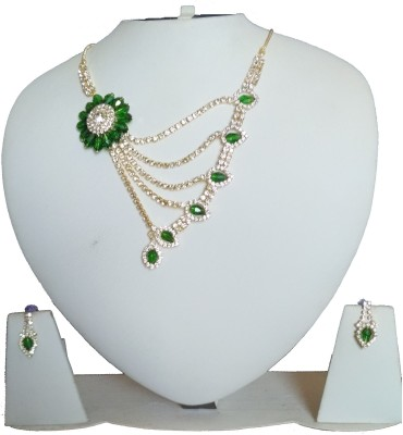 Yash Alloy Jewel Set