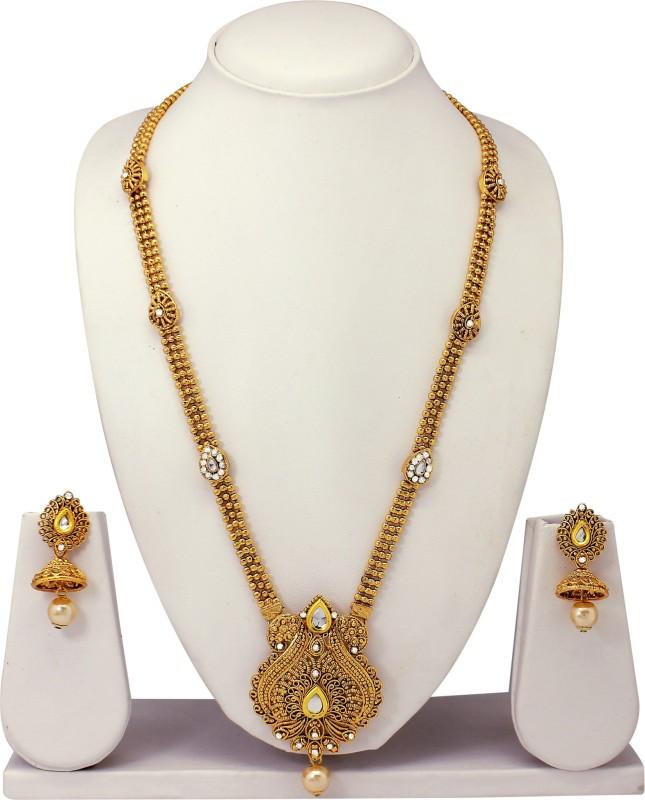 Atasi International Alloy Jewel Set(Copper)