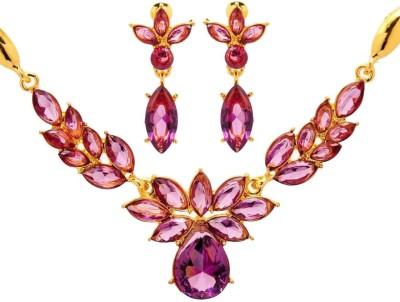 Ruvee Metal Jewel Set