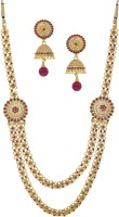 Prisha Collections Alloy Jewel Set(Multicolor) best price on Flipkart @ Rs. 4125