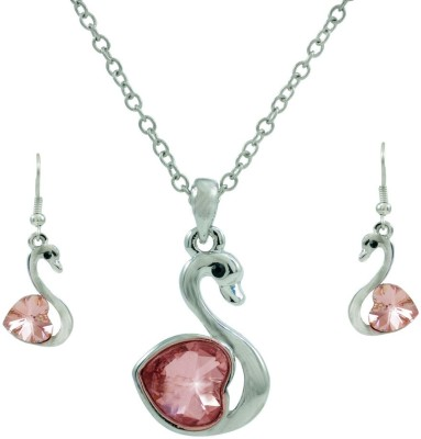 Diovanni Crystal Jewel Set