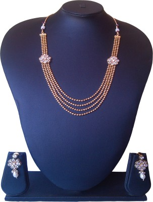Swapnagandha Jewellery Copper Jewel Set