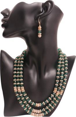 Dolls N Queens Copper Jewel Set