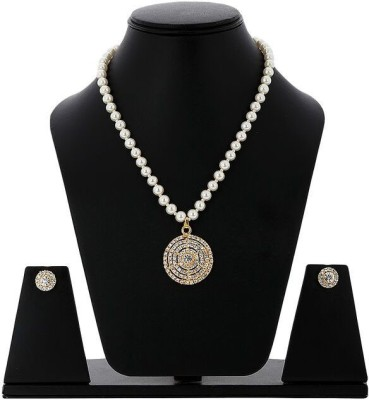 Bling N Beads Mother of Pearl Jewel Set