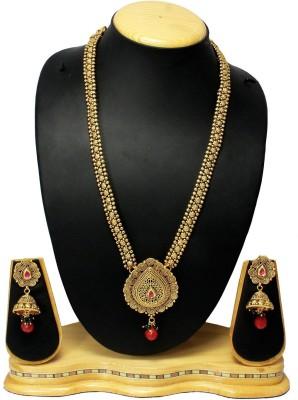 Satyam Jewellery Nx Copper Jewel Set