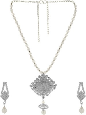 Starindia Alloy Jewel Set