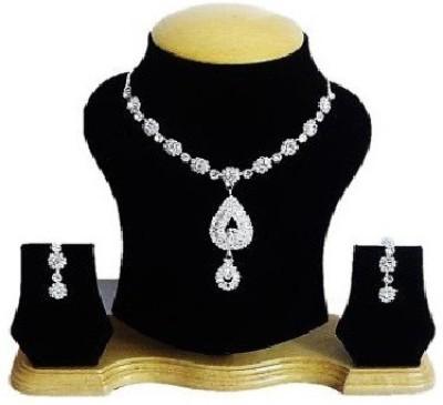 Avani Industries Alloy Jewel Set