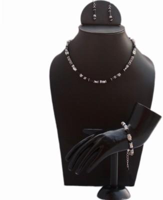 VR Designers Glass, Metal Jewel Set