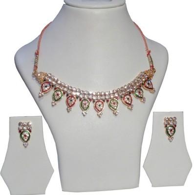Vikash Enterprises Alloy Jewel Set