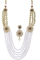 Prisha Collections Alloy Jewel Set(Multicolor) best price on Flipkart @ Rs. 4410