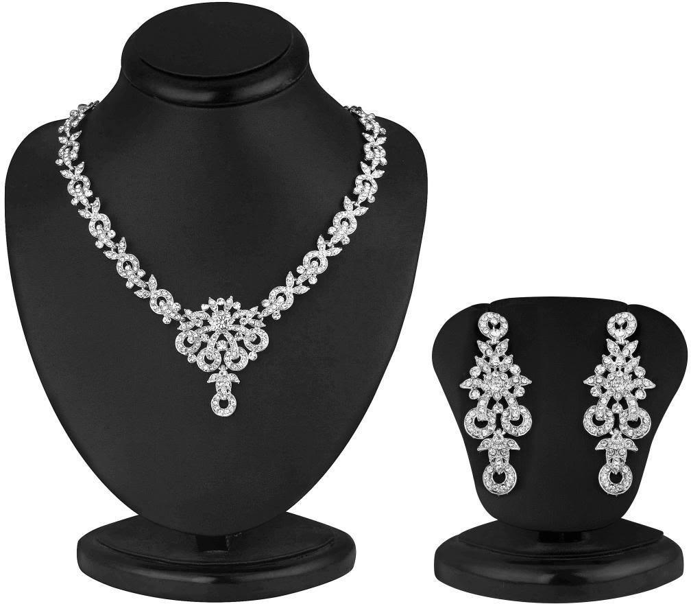 Deals - Delhi - Fashion Jewellery <br> Earrings, Rings, Pendants...<br> Category - jewellery<br> Business - Flipkart.com
