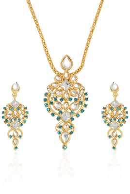 Sia Art Jewellery Alloy Jewel Set