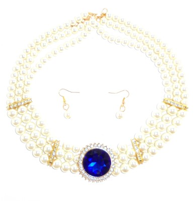 Adimani Mother of Pearl Jewel Set