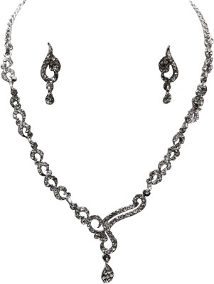 Percias Alloy Jewel Set