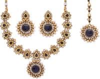 Prisha Collections Alloy Jewel Set(Multicolor) best price on Flipkart @ Rs. 2898