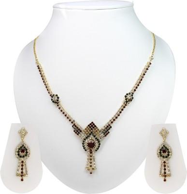 Sarita Brass Jewel Set