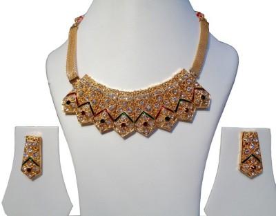 Vikash Enterprises Copper Jewel Set