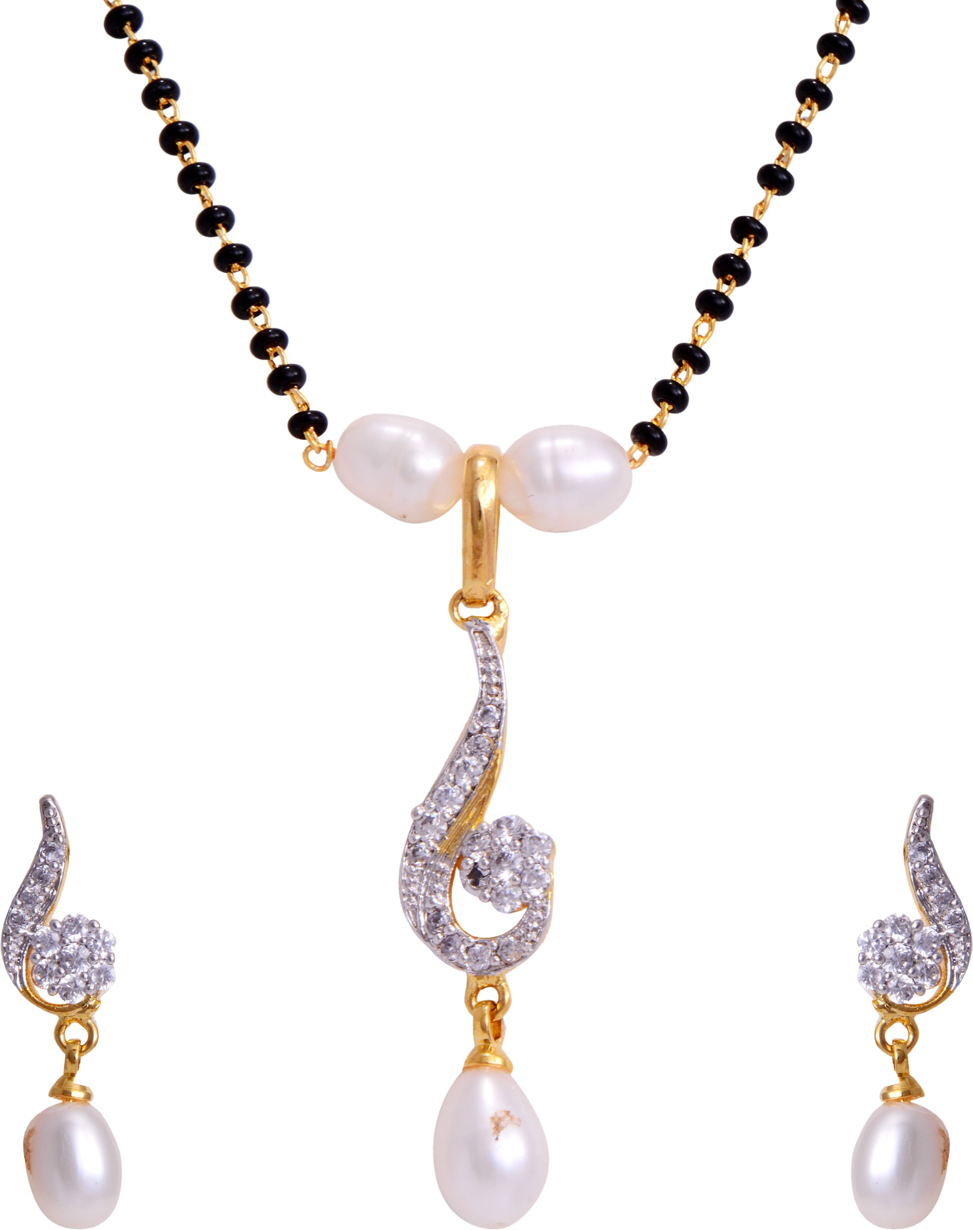 Deals - Delhi - Shine On <br> Silver Jewellery Sets<br> Category - jewellery<br> Business - Flipkart.com