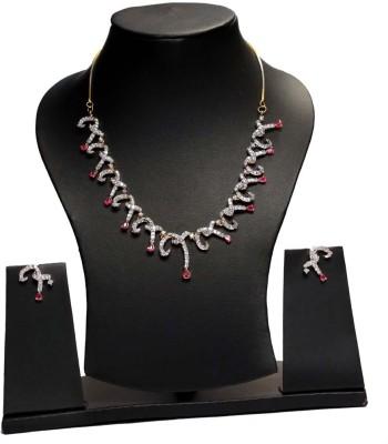 Jewlook Metal Jewel Set