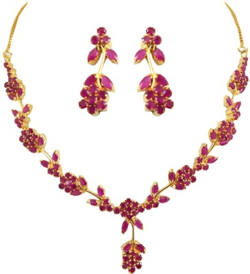 Golden Collections Alloy Jewel Set