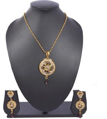 CREATOR Copper, Stone Jewel Set