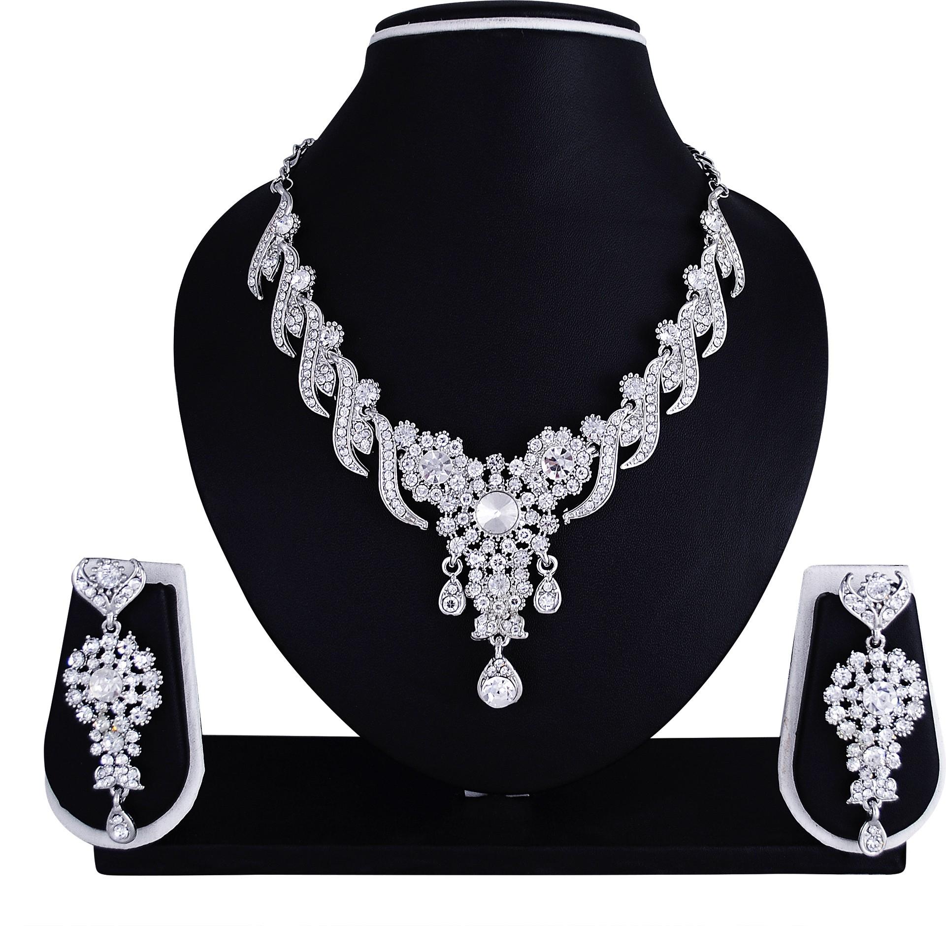 Deals - Delhi - Fashion Jewellery <br> Earrings, Jewellery Sets...<br> Category - jewellery<br> Business - Flipkart.com