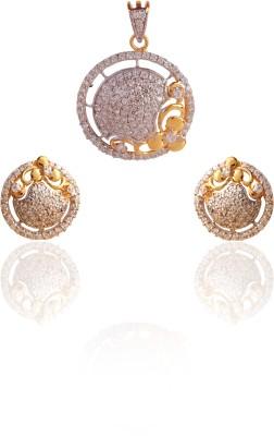 Kundan Jewellers Pvt Ltd Yellow Gold Jewel Set