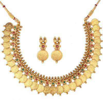 Artzz Copper Jewel Set