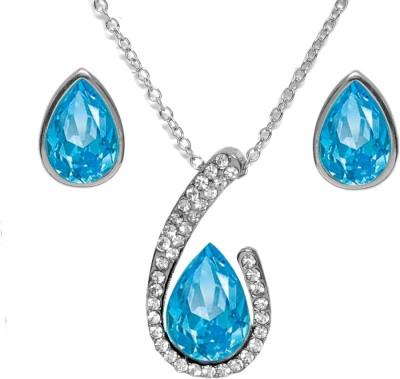 Eterno Fashions Alloy Jewel Set