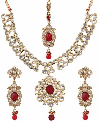 Sajni Brass Jewel Set