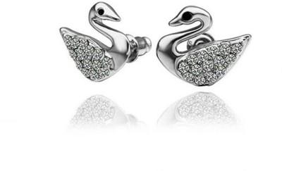University Trendz Valentine Special UNIV_E038 Alloy Stud Earring