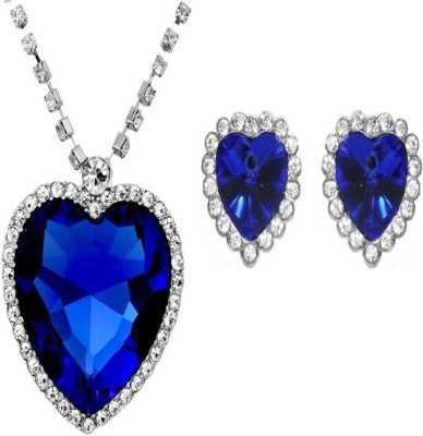 Caratcube Alloy Jewel Set