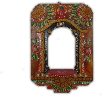 Divine Wooden Jharokha