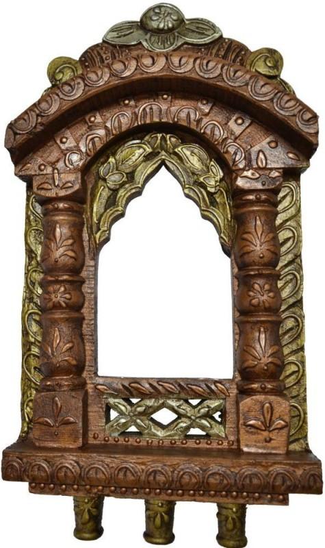 Artlivo Wooden Jharokha(42 cm x 22 cm Handcrafted)