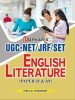 UGC NET/JRF/SET English Liter...