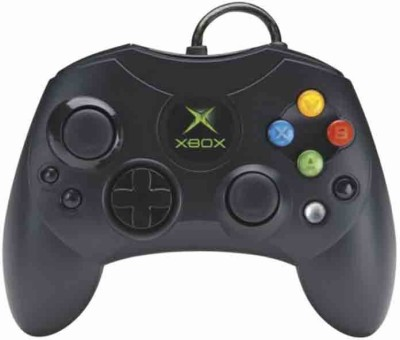 B.V.G. Xbox Classic Wired Controller S  Joystick(Black, For Xbox One)